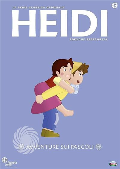 Heidi - Avventure sui pascoli - DVD - thumb - MediaWorld.it