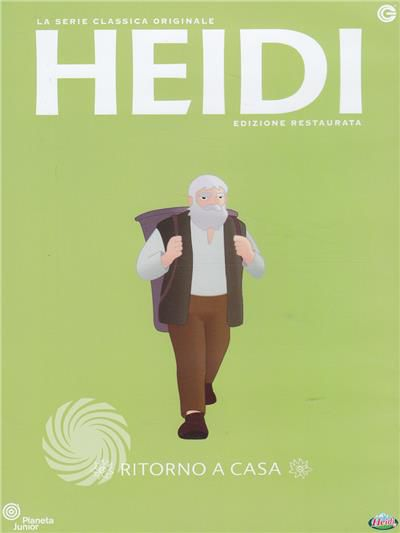 Heidi - Ritorno a casa - DVD - thumb - MediaWorld.it