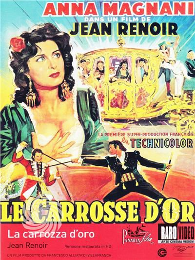 La carrozza d'oro - DVD - thumb - MediaWorld.it