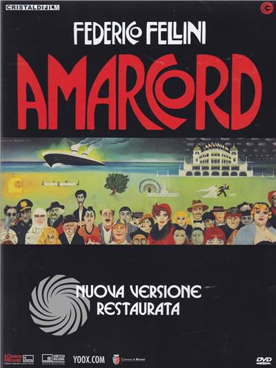 Amarcord - DVD - thumb - MediaWorld.it