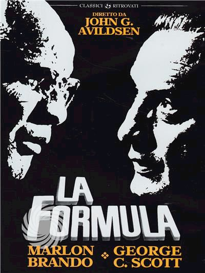 La formula - DVD - thumb - MediaWorld.it