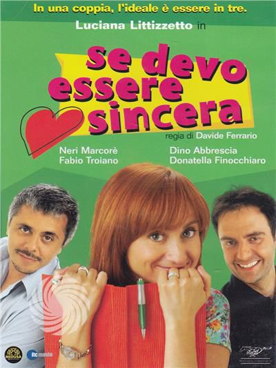 Se devo essere sincera - DVD - thumb - MediaWorld.it