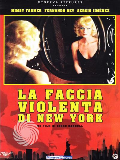 La faccia violenta di New York - DVD - thumb - MediaWorld.it