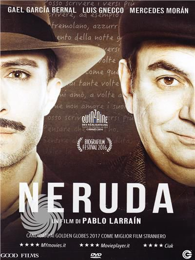 Neruda - DVD - thumb - MediaWorld.it