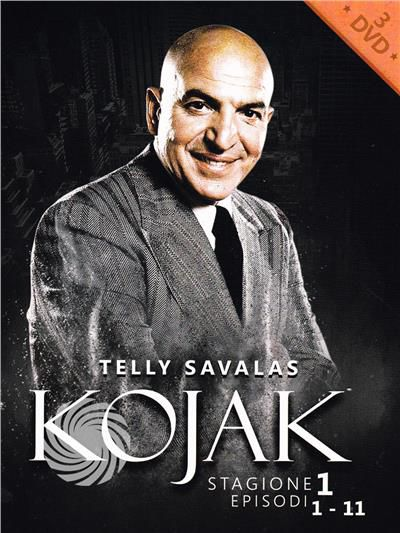 Kojak - DVD - Stagione 1 - thumb - MediaWorld.it