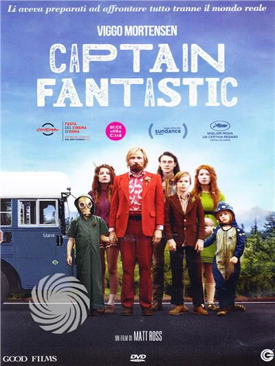CAPTAIN FANTASTIC - DVD - thumb - MediaWorld.it