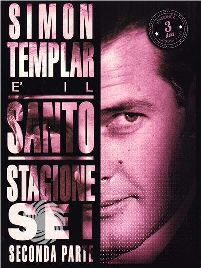 Il santo - DVD - Stagione 6 - thumb - MediaWorld.it