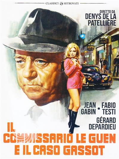 IL COMMISSARIO LEGUEN E IL CASO GASSOT - DVD - thumb - MediaWorld.it