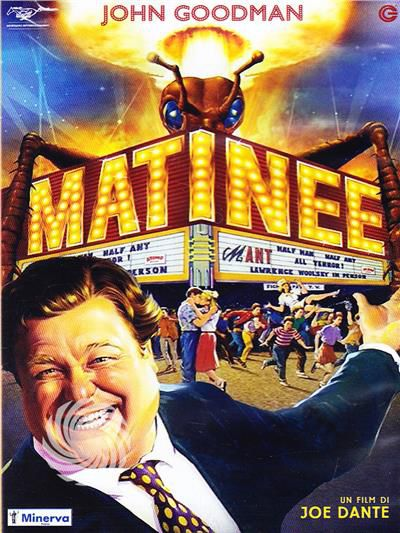 MATINEE - DVD - thumb - MediaWorld.it