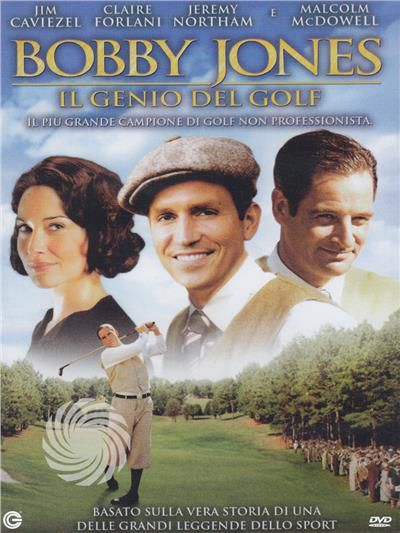 Bobby Jones - Il genio del golf - DVD - thumb - MediaWorld.it