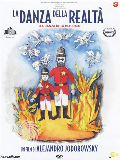 LA DANZA DELLA REALTA' - DVD - thumb - MediaWorld.it