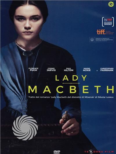 LADY MACBETH - DVD - thumb - MediaWorld.it