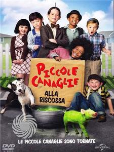 Piccole canaglie alla riscossa - DVD - thumb - MediaWorld.it