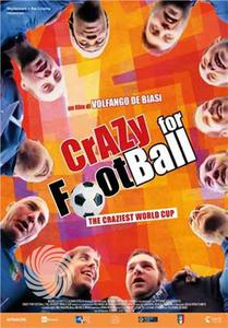 Crazy for football - DVD - thumb - MediaWorld.it