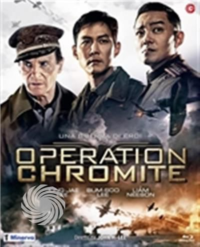 OPERATION CHROMITE - Blu-Ray - thumb - MediaWorld.it