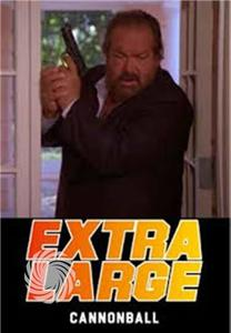 DETECTIVE EXTRALARGE - CANNONBALL - DVD - thumb - MediaWorld.it