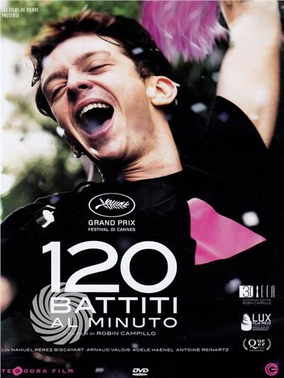 120 BATTITI AL MINUTO - DVD - thumb - MediaWorld.it