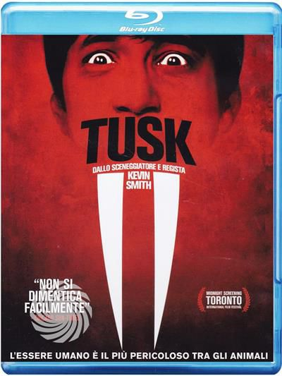 Tusk - Blu-Ray - thumb - MediaWorld.it