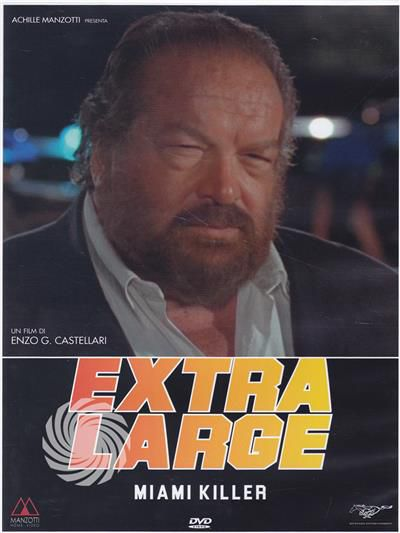 DETECTIVE EXTRALARGE - MIAMI KILLER - DVD - thumb - MediaWorld.it