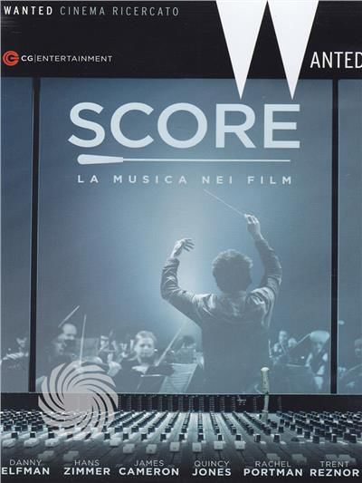 SCORE - LA MUSICA NEI FILM - DVD - thumb - MediaWorld.it