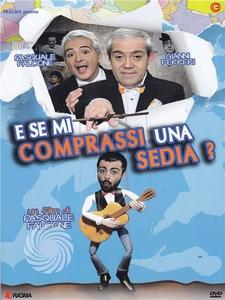E SE MI COMPRASSI UNA SEDIA? - DVD - thumb - MediaWorld.it