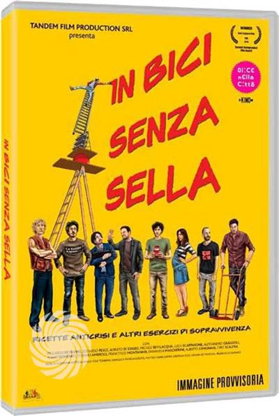 In bici senza sella - DVD - thumb - MediaWorld.it