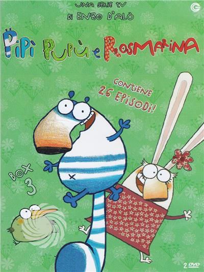 Pipì, Pupù e Rosmarina - La Serie TV #03 - DVD - thumb - MediaWorld.it