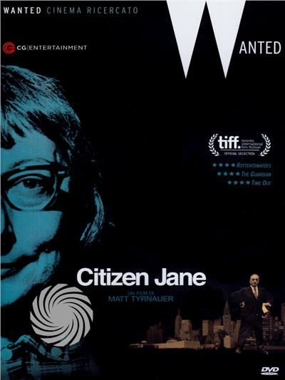 CITIZEN JANE - BATTLE FOR THE CITY - DVD - thumb - MediaWorld.it