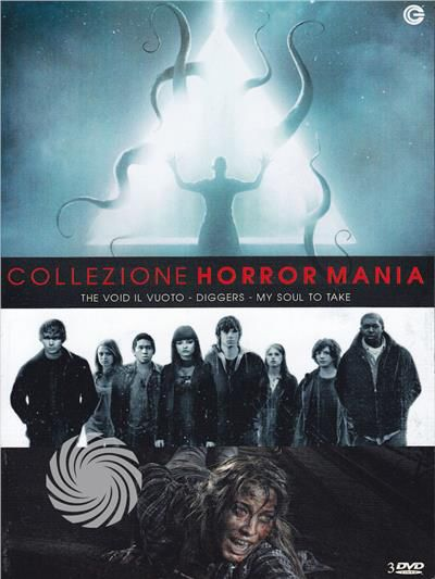 COLLEZIONE HORROR MANIA - DVD - thumb - MediaWorld.it