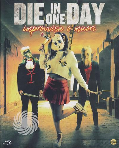 DIE IN ONE DAY - Blu-Ray - thumb - MediaWorld.it
