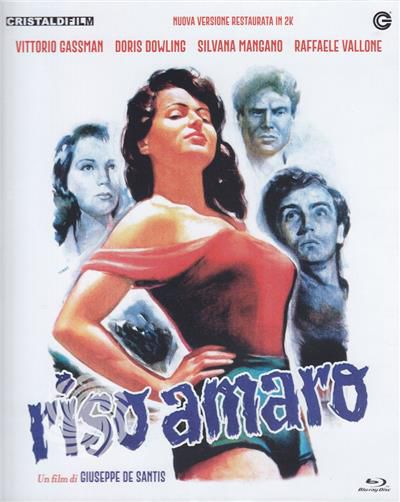 Riso amaro - Blu-Ray - thumb - MediaWorld.it