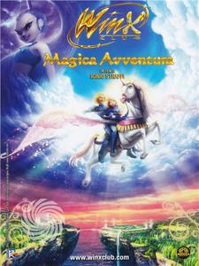 Winx Club - Magica avventura - DVD - thumb - MediaWorld.it