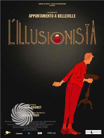L'illusionista - Blu-Ray - thumb - MediaWorld.it
