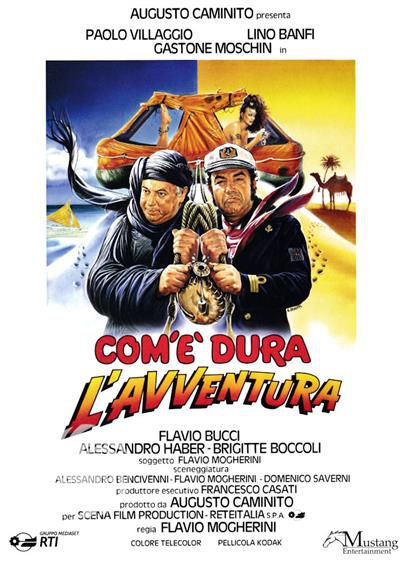 Com'è dura l'avventura - DVD - thumb - MediaWorld.it
