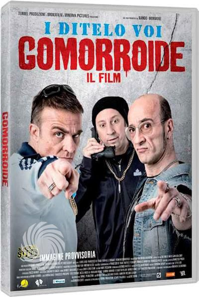 GOMORROIDE - IL FILM - DVD - thumb - MediaWorld.it