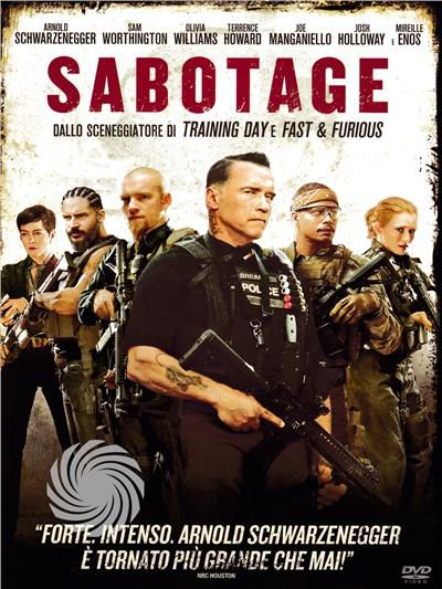 Sabotage - DVD - thumb - MediaWorld.it