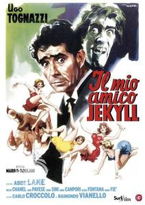 IL MIO AMICO JEKYLL - DVD - thumb - MediaWorld.it
