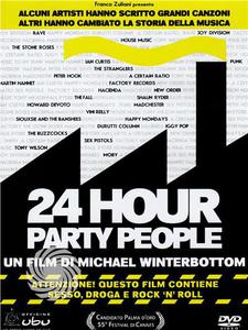24 hour party people - DVD - thumb - MediaWorld.it