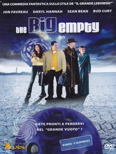 The big empty - DVD - thumb - MediaWorld.it