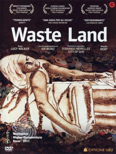 Waste land - DVD - thumb - MediaWorld.it