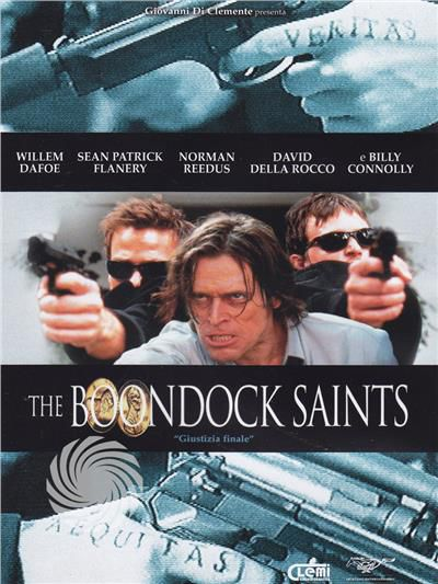 The Boondock Saints - Giustizia finale - DVD - thumb - MediaWorld.it