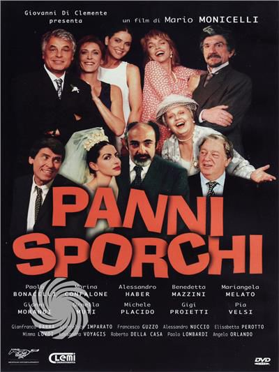 Panni sporchi - DVD - thumb - MediaWorld.it