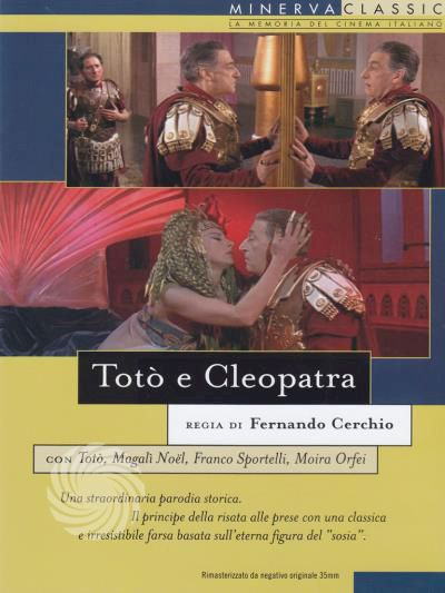 Totò e Cleopatra - DVD - thumb - MediaWorld.it