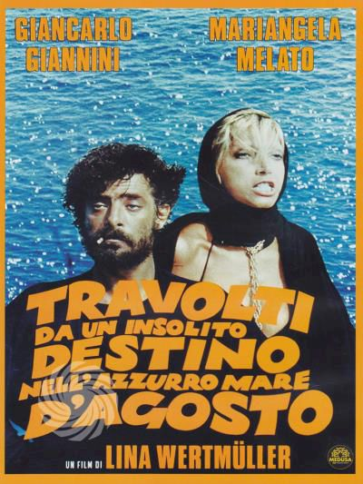 Travolti da un insolito destino nell'azzurro mare d'agosto - DVD - thumb - MediaWorld.it