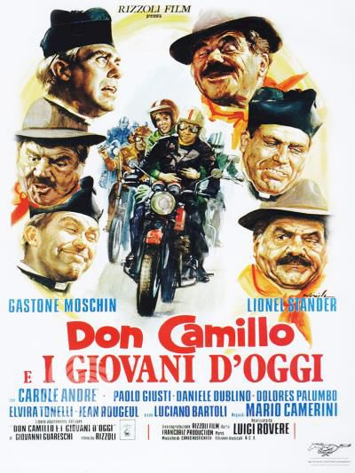 Don Camillo e i giovani d'oggi - DVD - thumb - MediaWorld.it