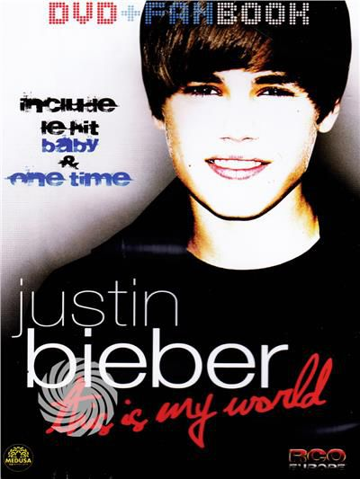 Justin Bieber - This is my world - DVD - thumb - MediaWorld.it