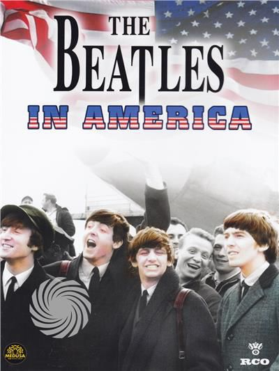 The Beatles in America - DVD - thumb - MediaWorld.it