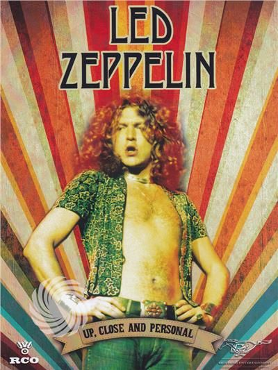 Led Zeppelin - Up close and personal - DVD - thumb - MediaWorld.it
