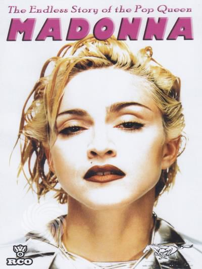 Madonna - The endless story of the pop queen - DVD - thumb - MediaWorld.it