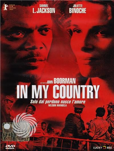 In my country - DVD - thumb - MediaWorld.it